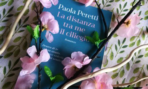 La distanza tra me e il ciliegio – Paola Peretti