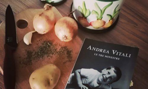 Le tre minestre – Andrea Vitali