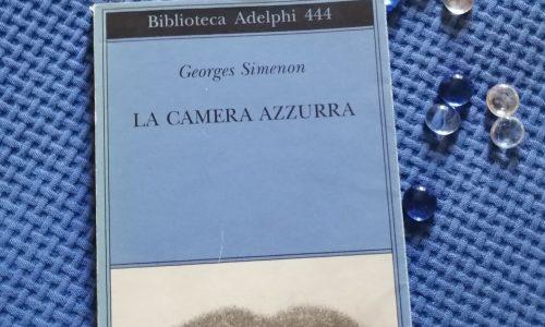 La camera azzura di G.Simenon