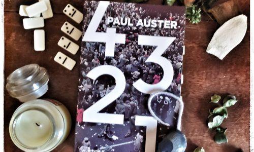 4321 di Paul Auster