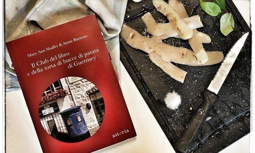 Il Club del libro e della torta di bucce di patata di Guernsey – M.A.Shaffer & A.Barrows