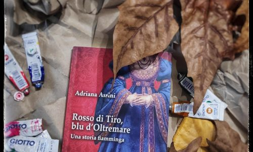 Rosso di Tiro, blu d'Oltremare di Adriana Assini