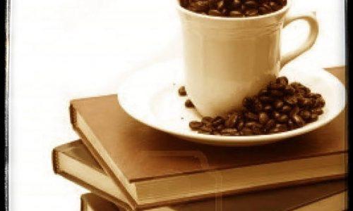 Caffé con Gill Hornby