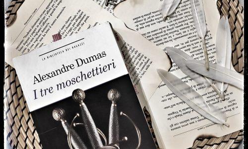 I Tre Moschettieri di A.Dumas