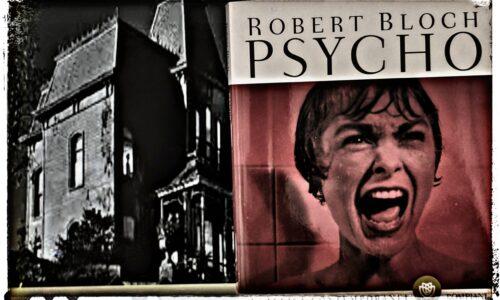 Psycho da Hitchcock a Robert Bloch