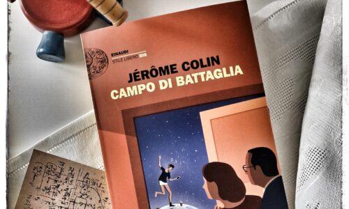 Campo di battaglia di Jerome Colin