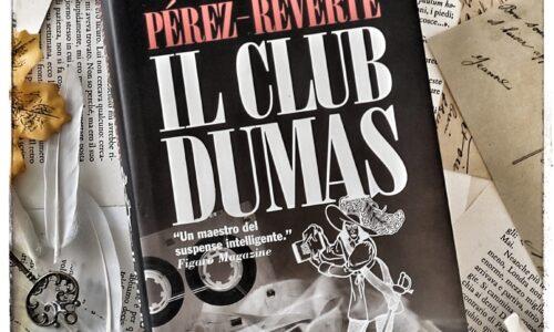 Il Club Dumas di A.Pérez-Reverte